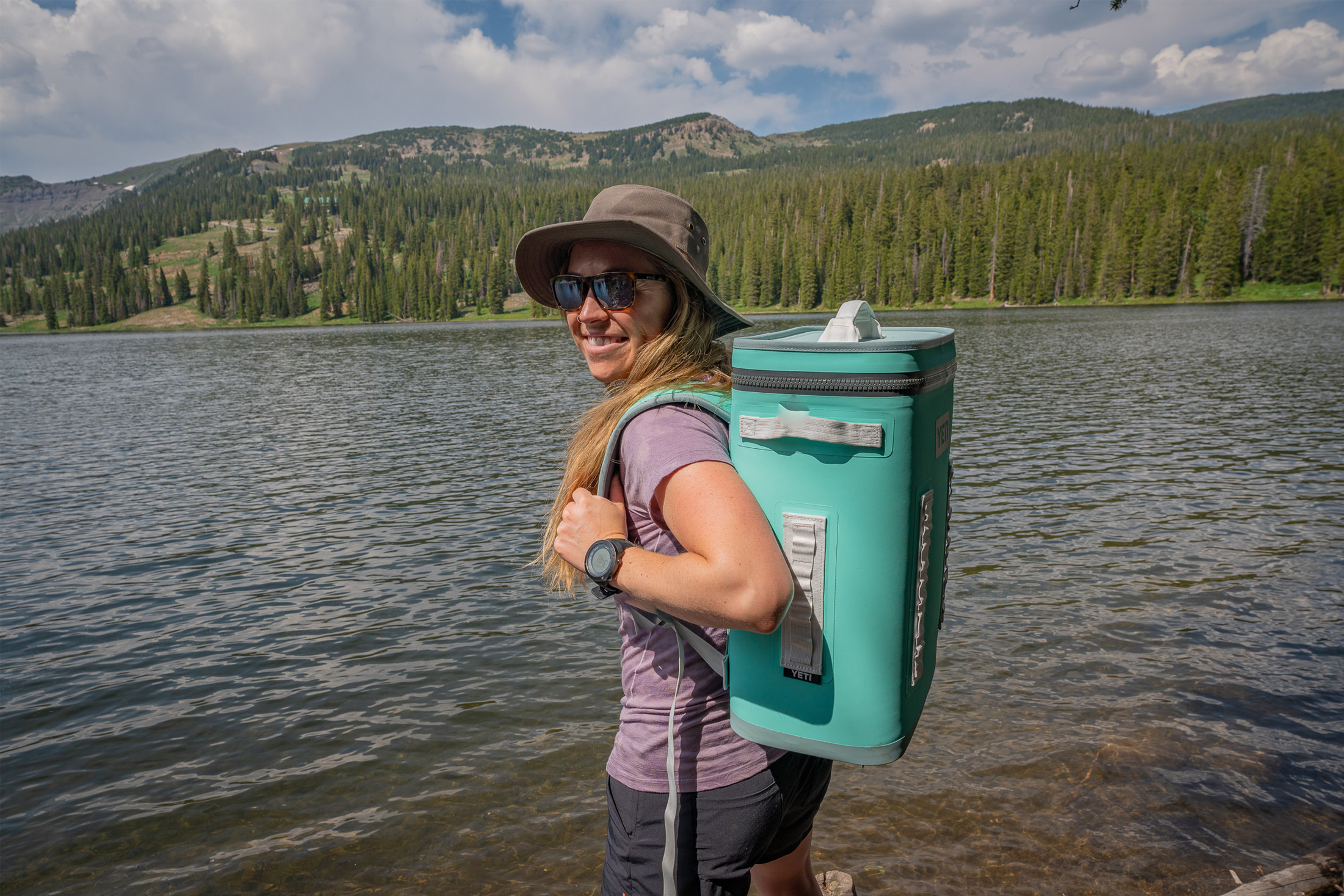 best backpack coolers - yeti