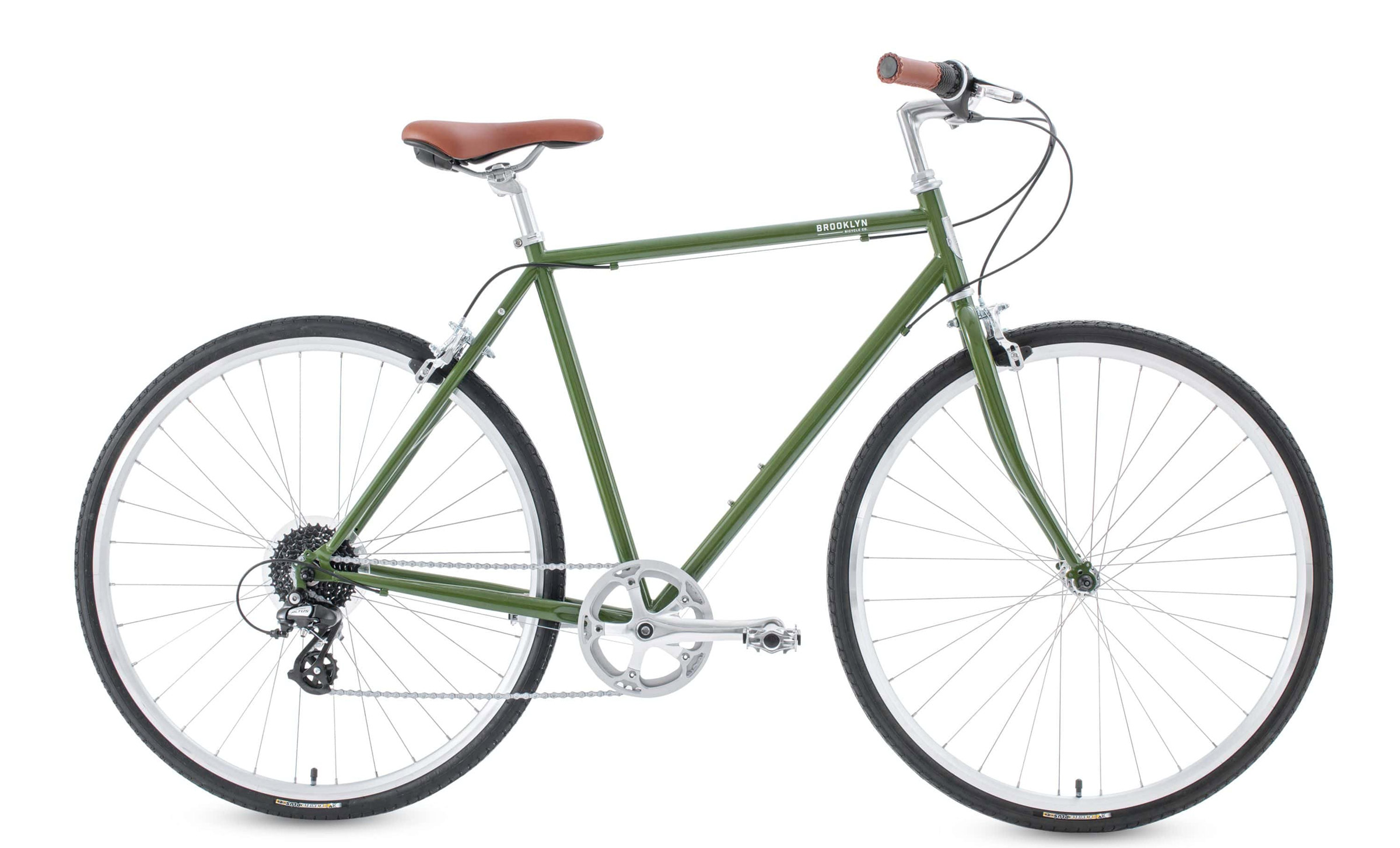 brooklyn bicycle co bedford 8 speed
