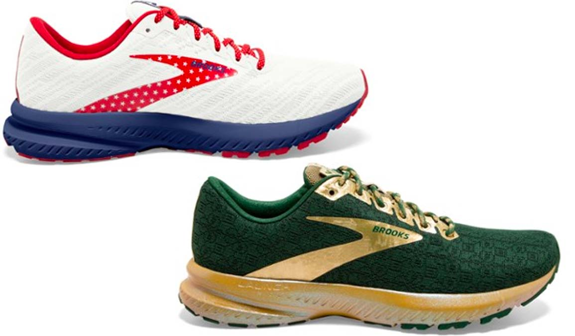 brooks launch 7 road running shoes