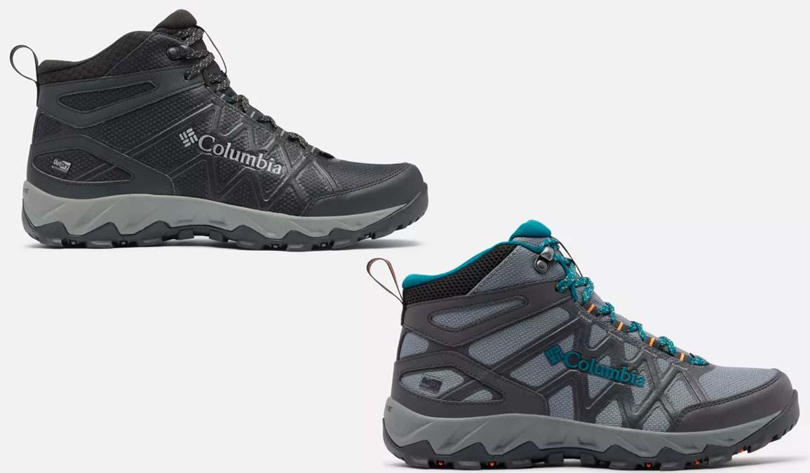Zapato de senderismo Columbia Peakfreak x2 Outdry