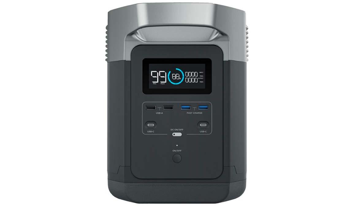 ecoflow delta portable charger