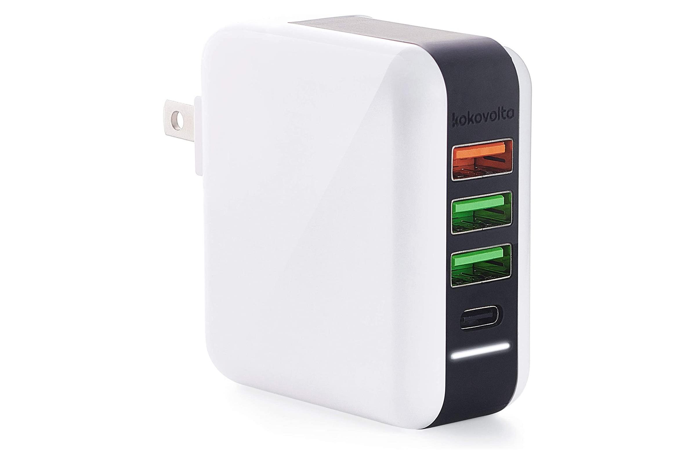 kokovolta usb c charger block