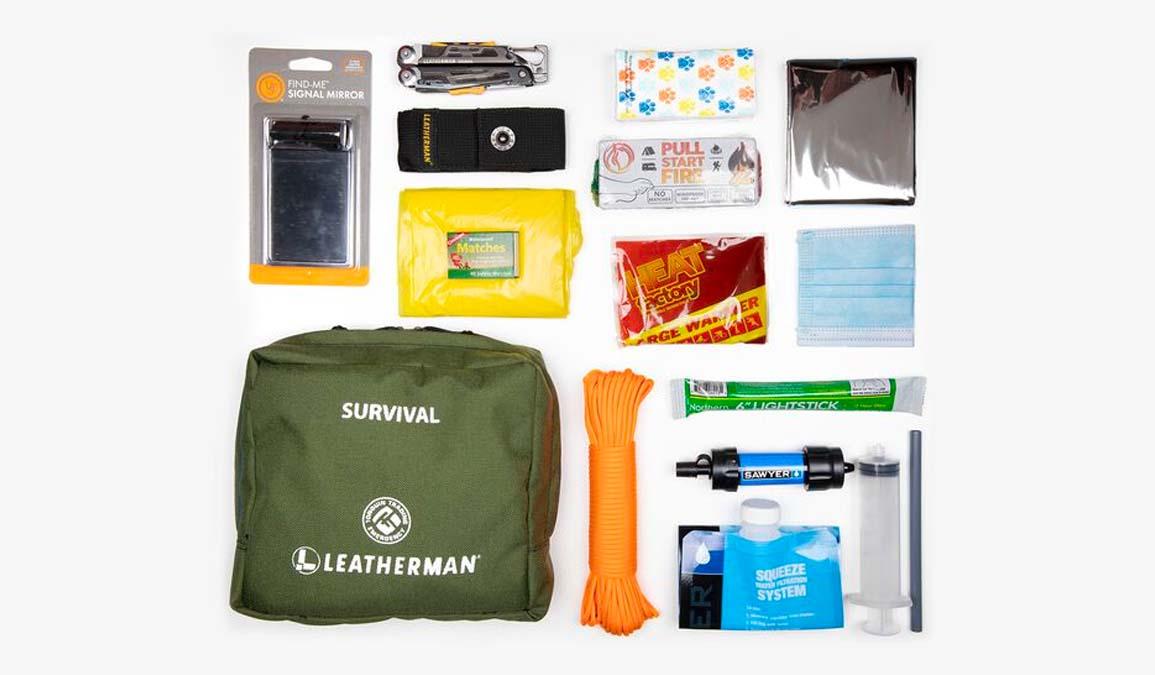 Kit de supervivencia Leatherman