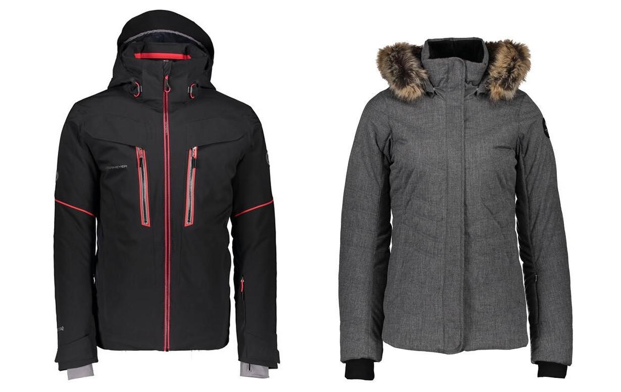 obermeyer charger jacket and tuscany ii insulated jacket