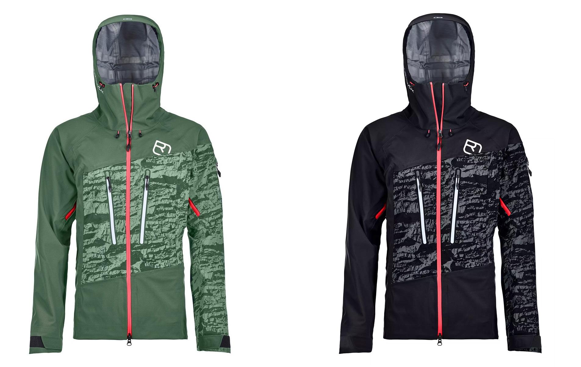 ortovox 3l guardian shell jacket
