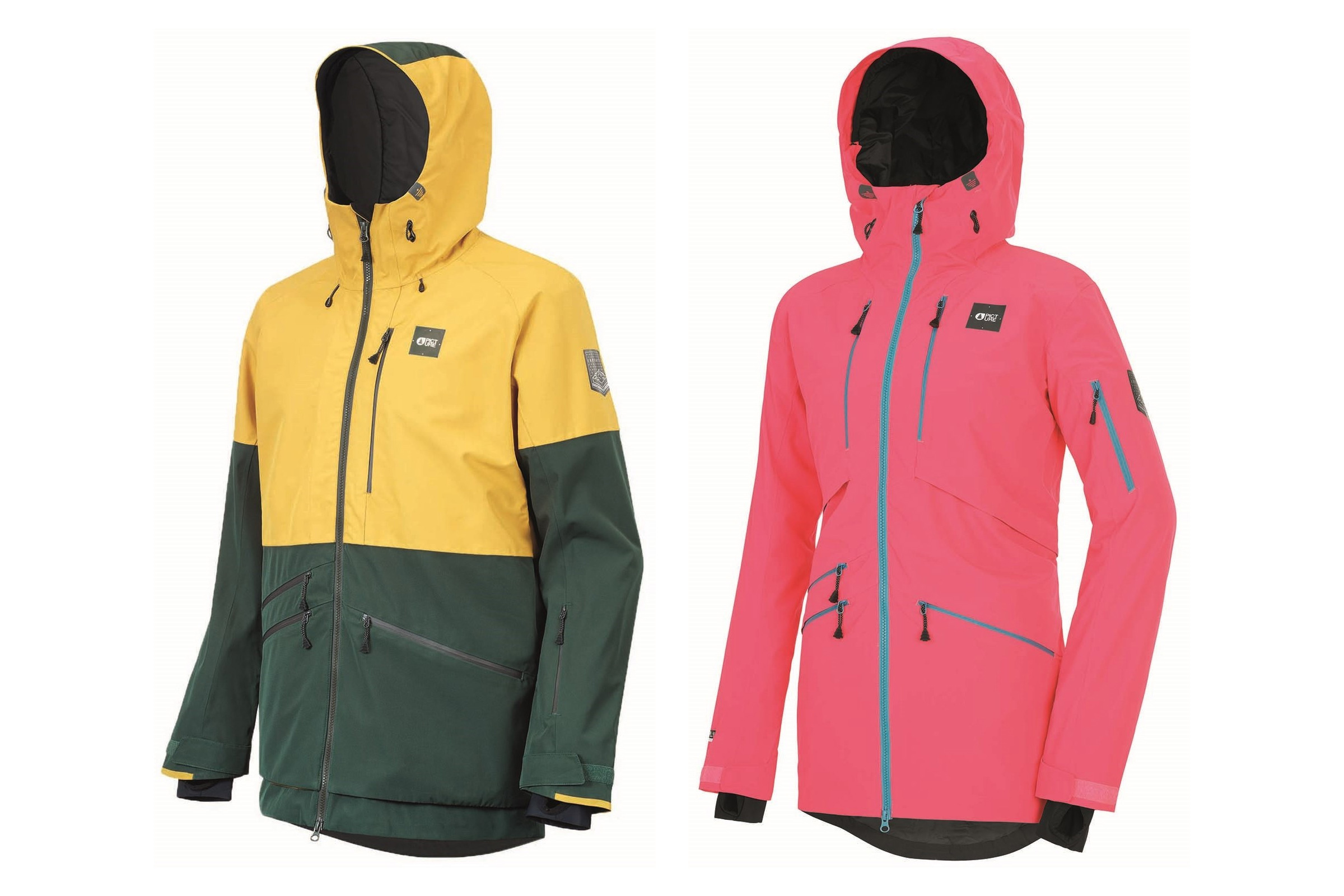 picture organic stone and haakon jackets