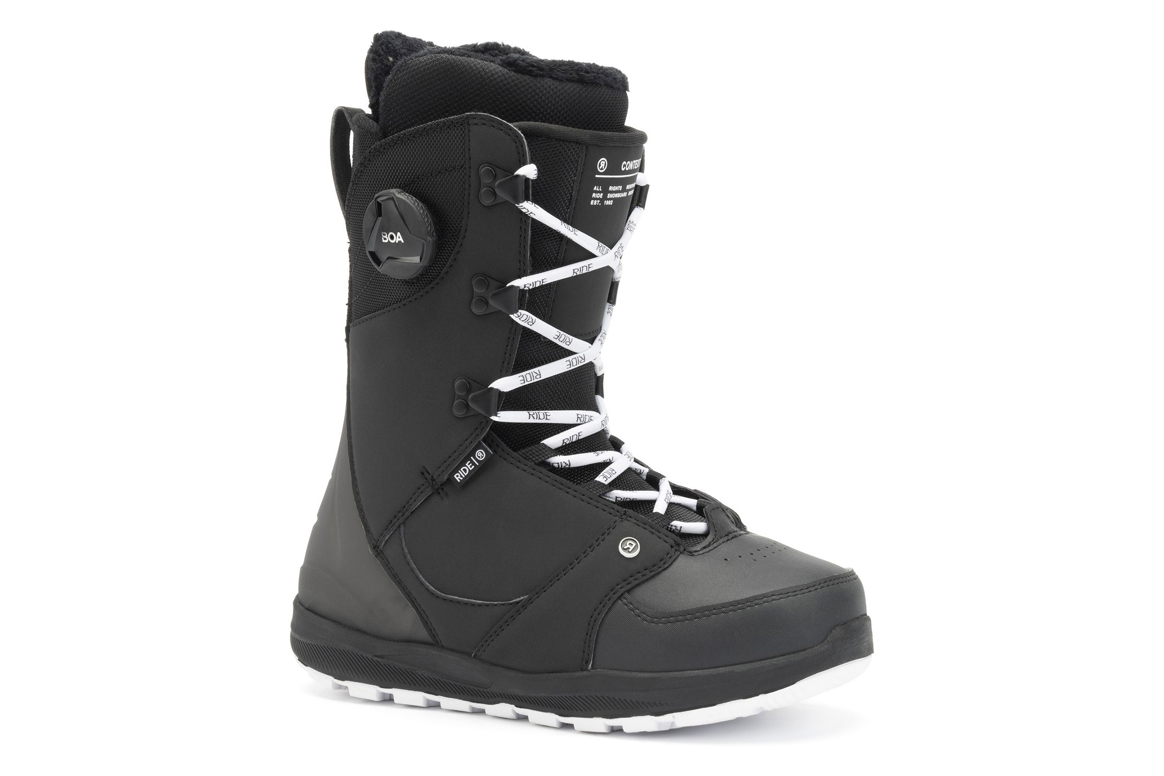 ride context snowboard boots