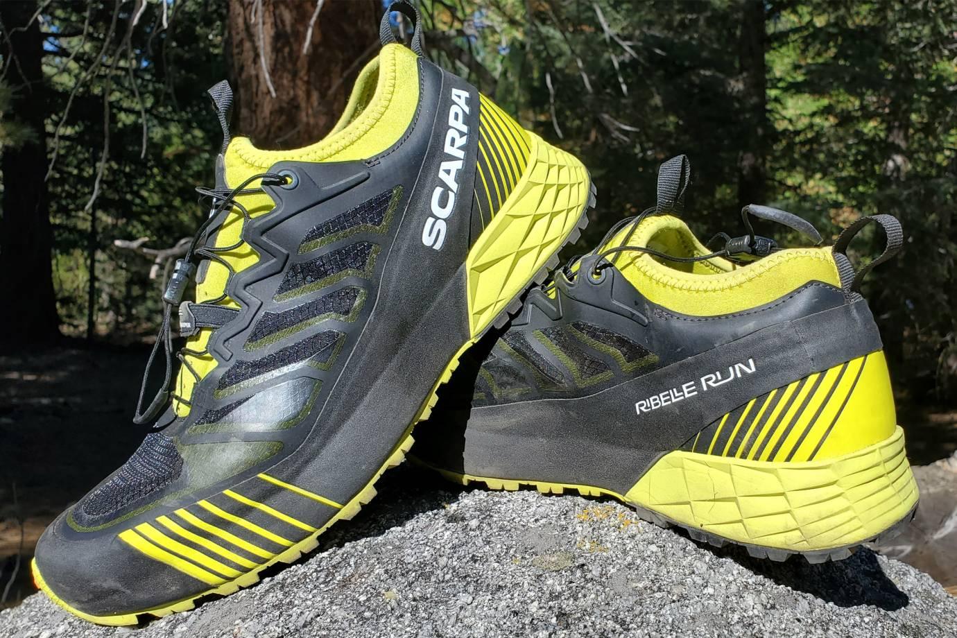 scarpa ribelle run