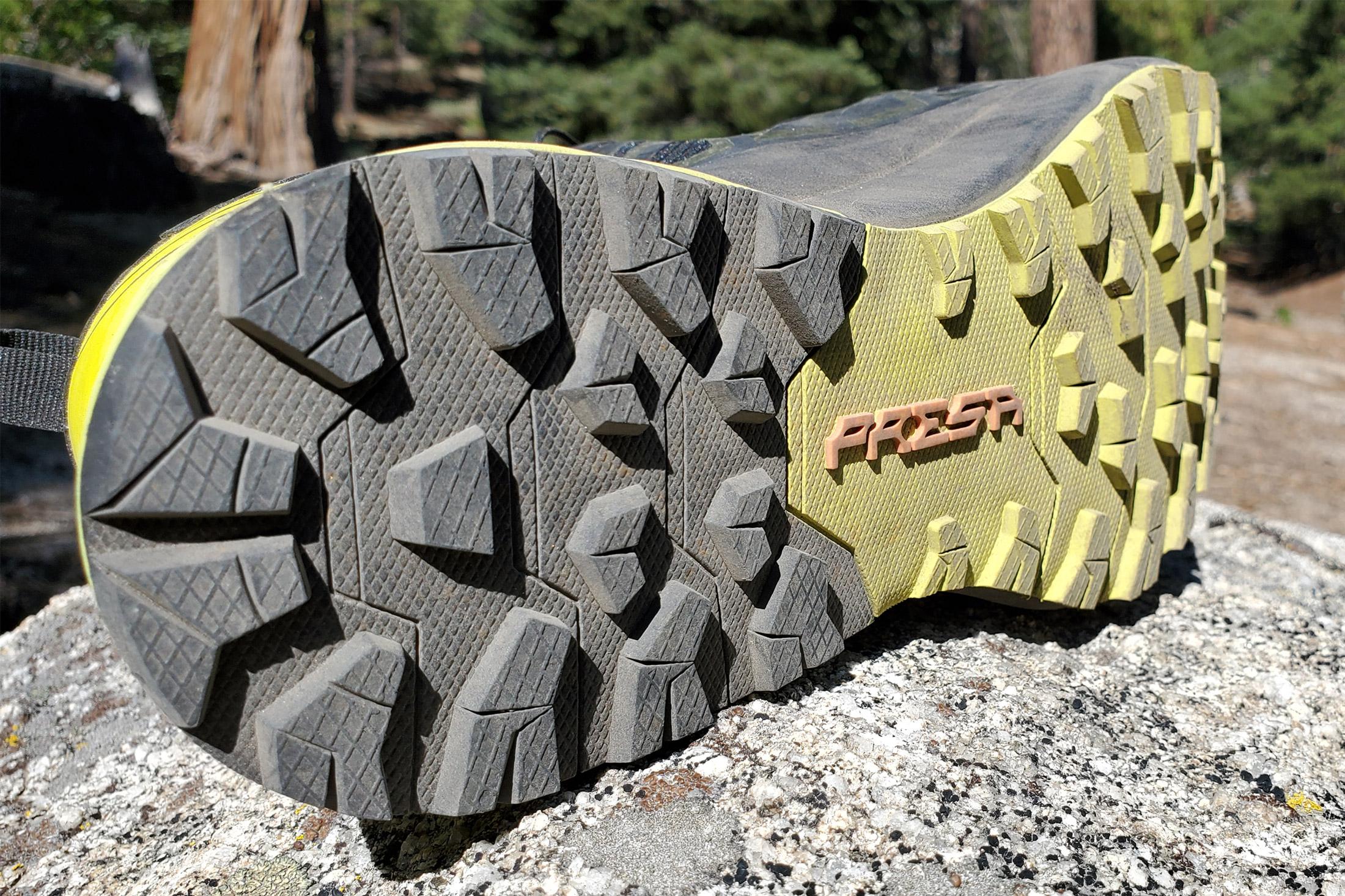 Zapatillas de running Scarpa Ribelle - suela