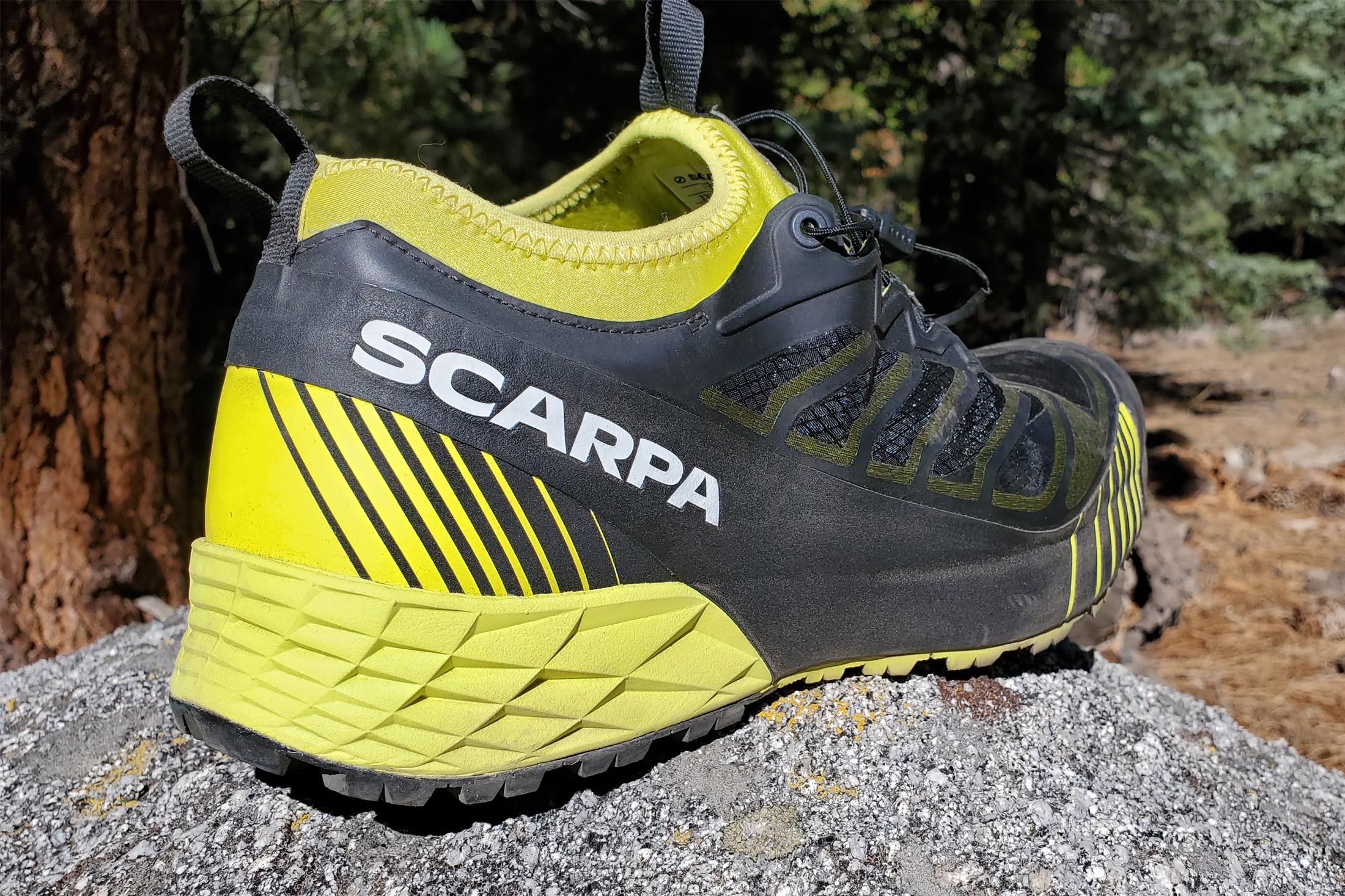 Las zapatillas de running Ribelle de Scarpa