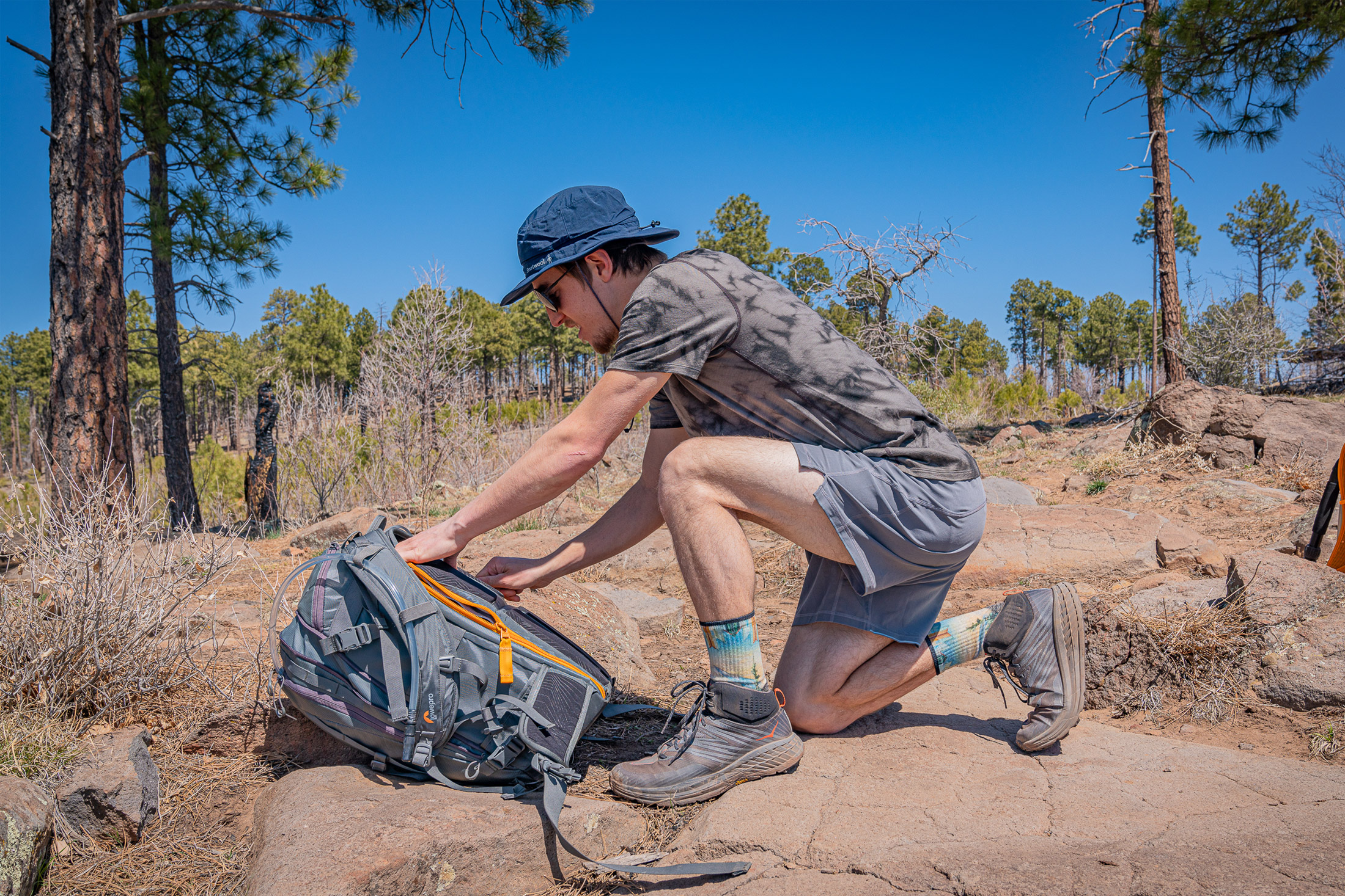 Los calcetines Performance Hike Light Cushion de smartwool