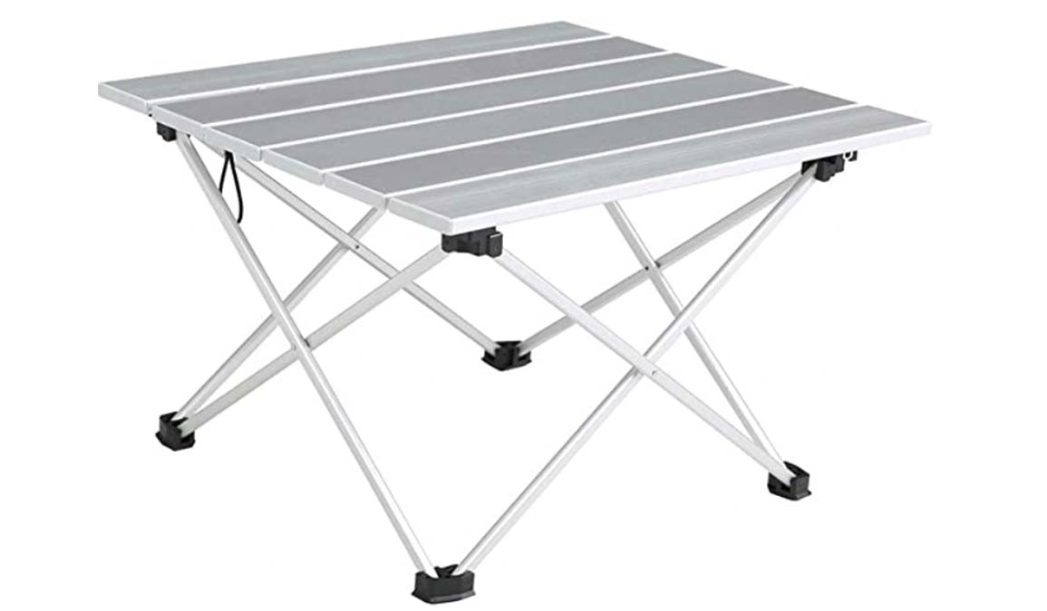sovigour folding camp table