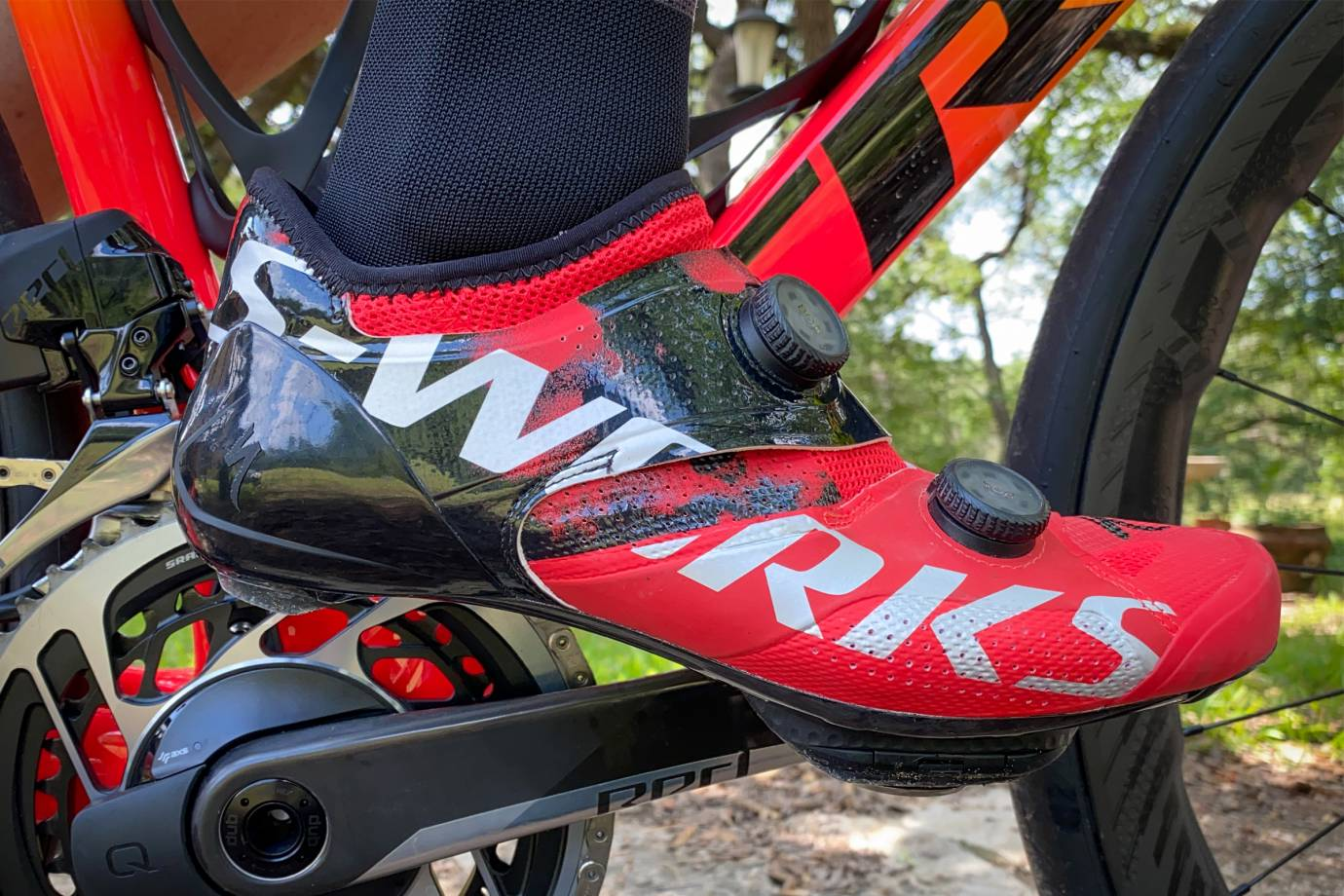 specialized s -works ares road shoe