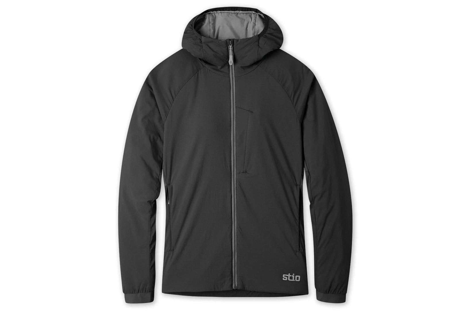 stio alpiner hooded jacket