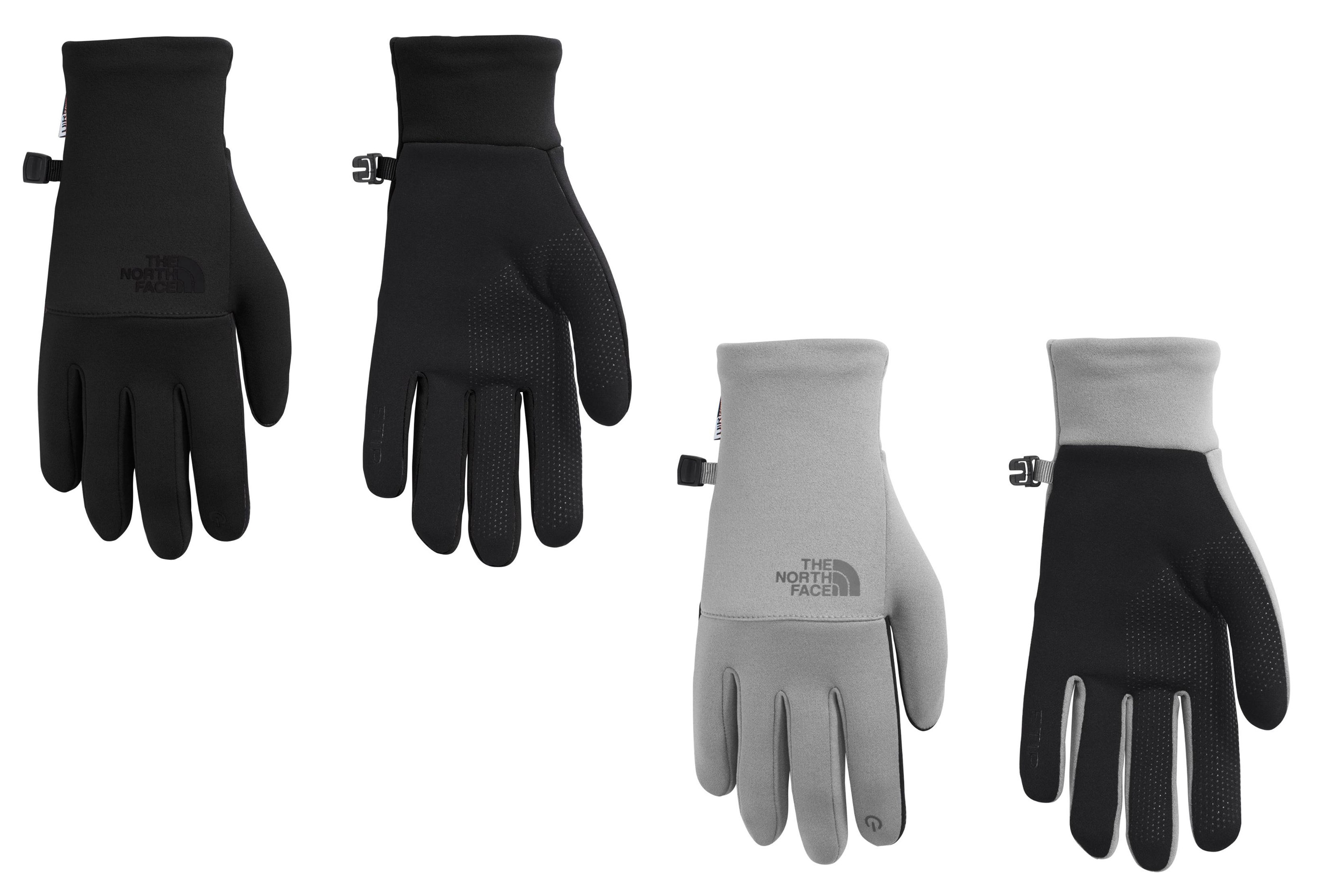 the north face etip recycled glove