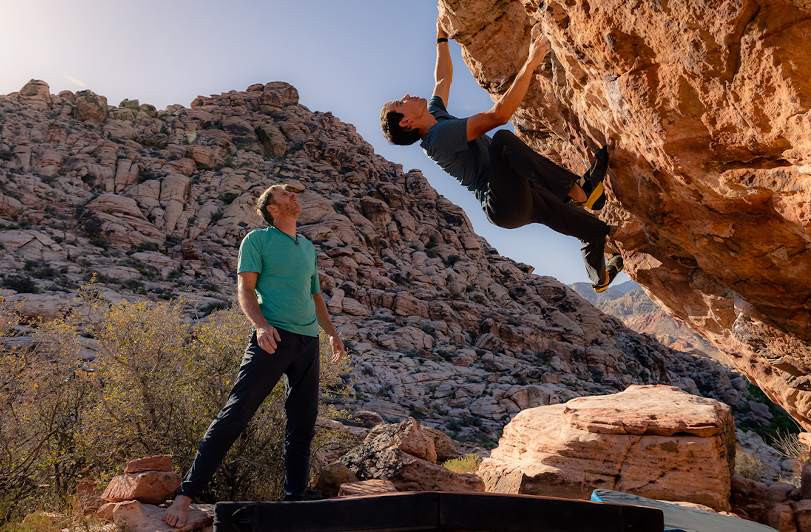 tommy caldwell and alex honnold climbing masterclass