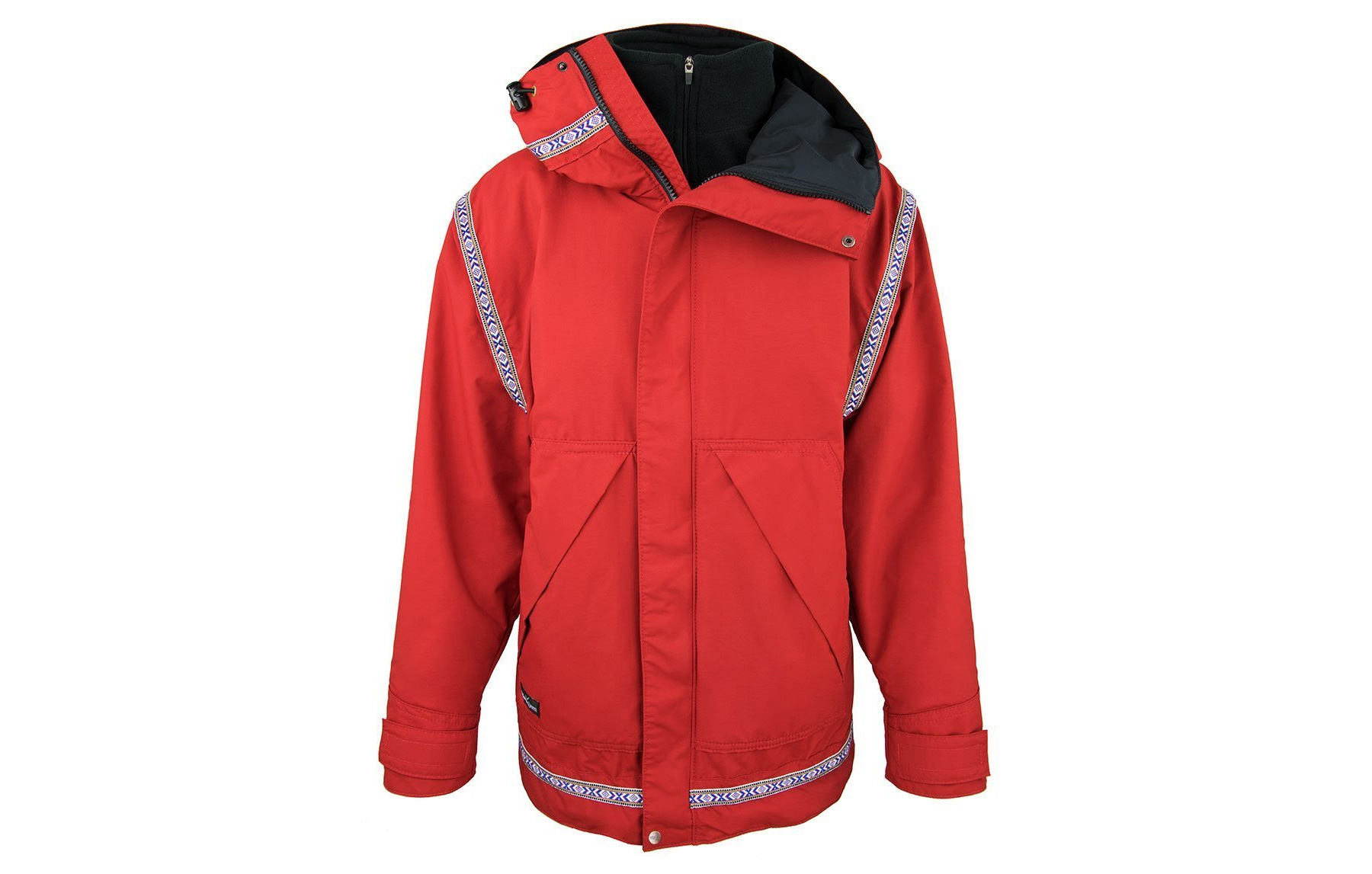 wintergreen northern wear expedition shell anorak