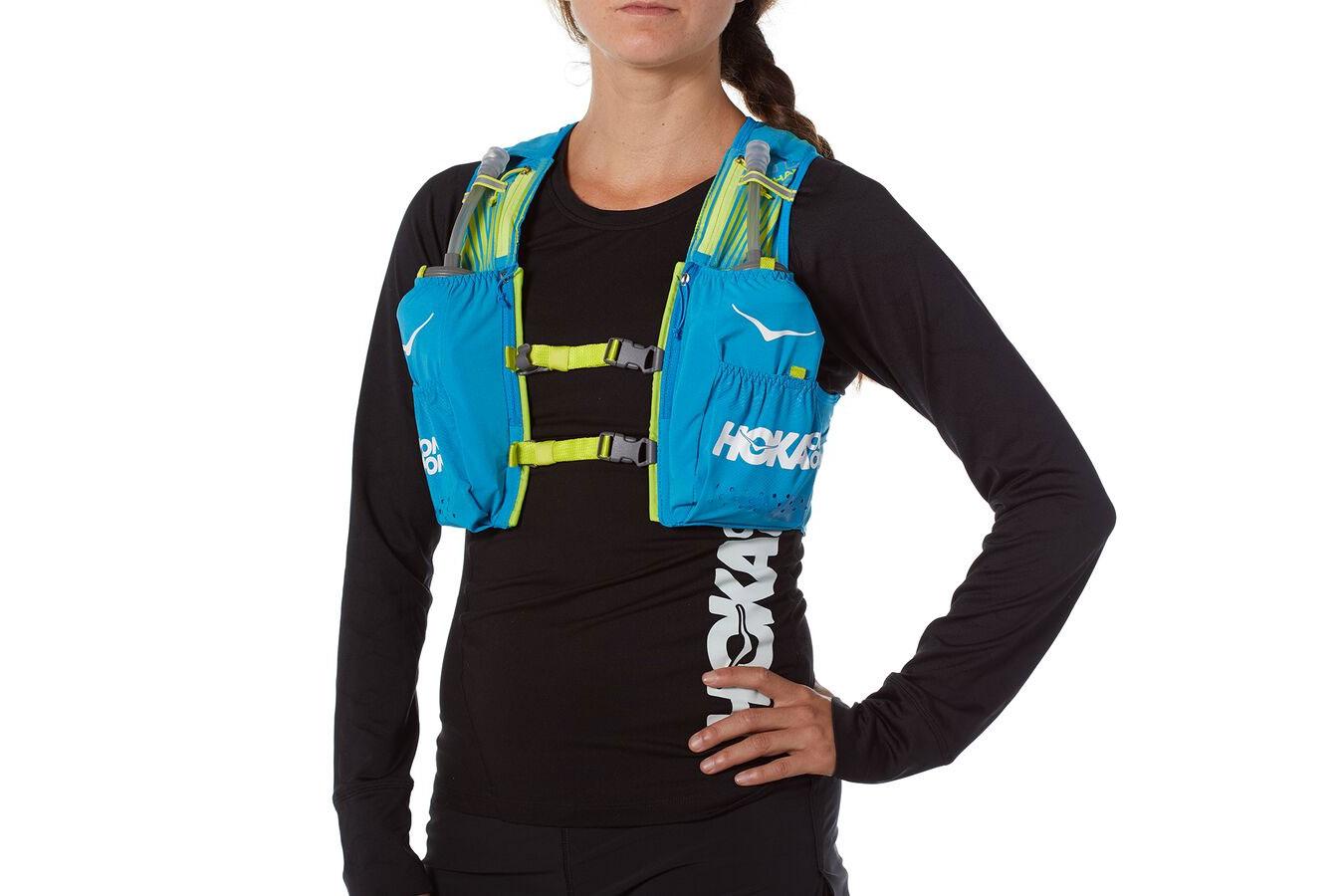 women's hoka race vest
