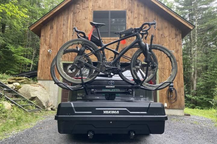 yakima double bike rack