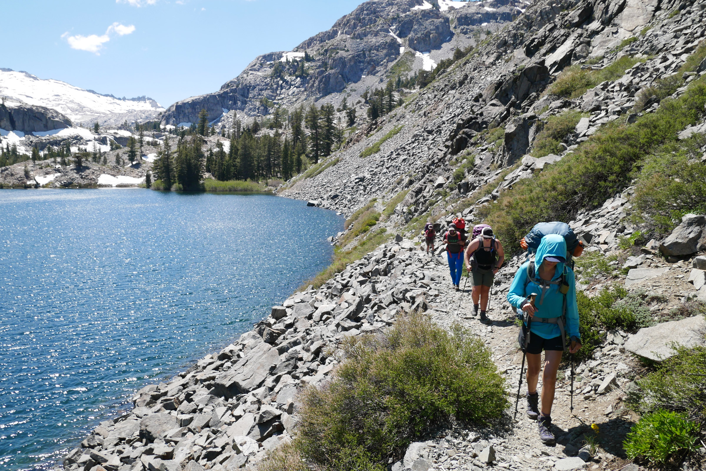 10 reasons to give trekking poles a try