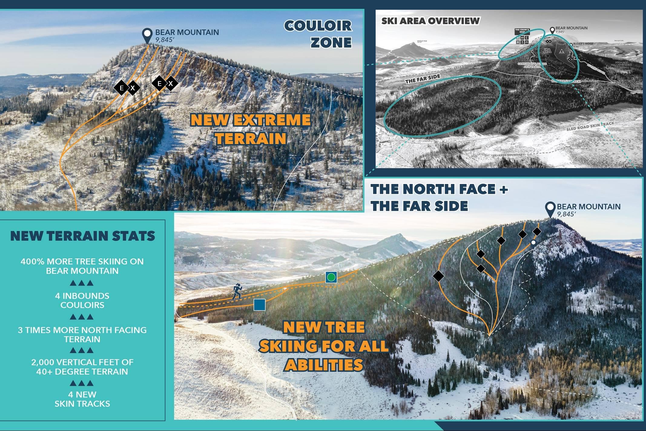 2022 New Terrain Bluebird Backcountry