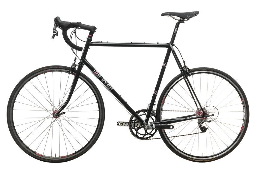 manual for speed Continental Rapha Breadwinner bike