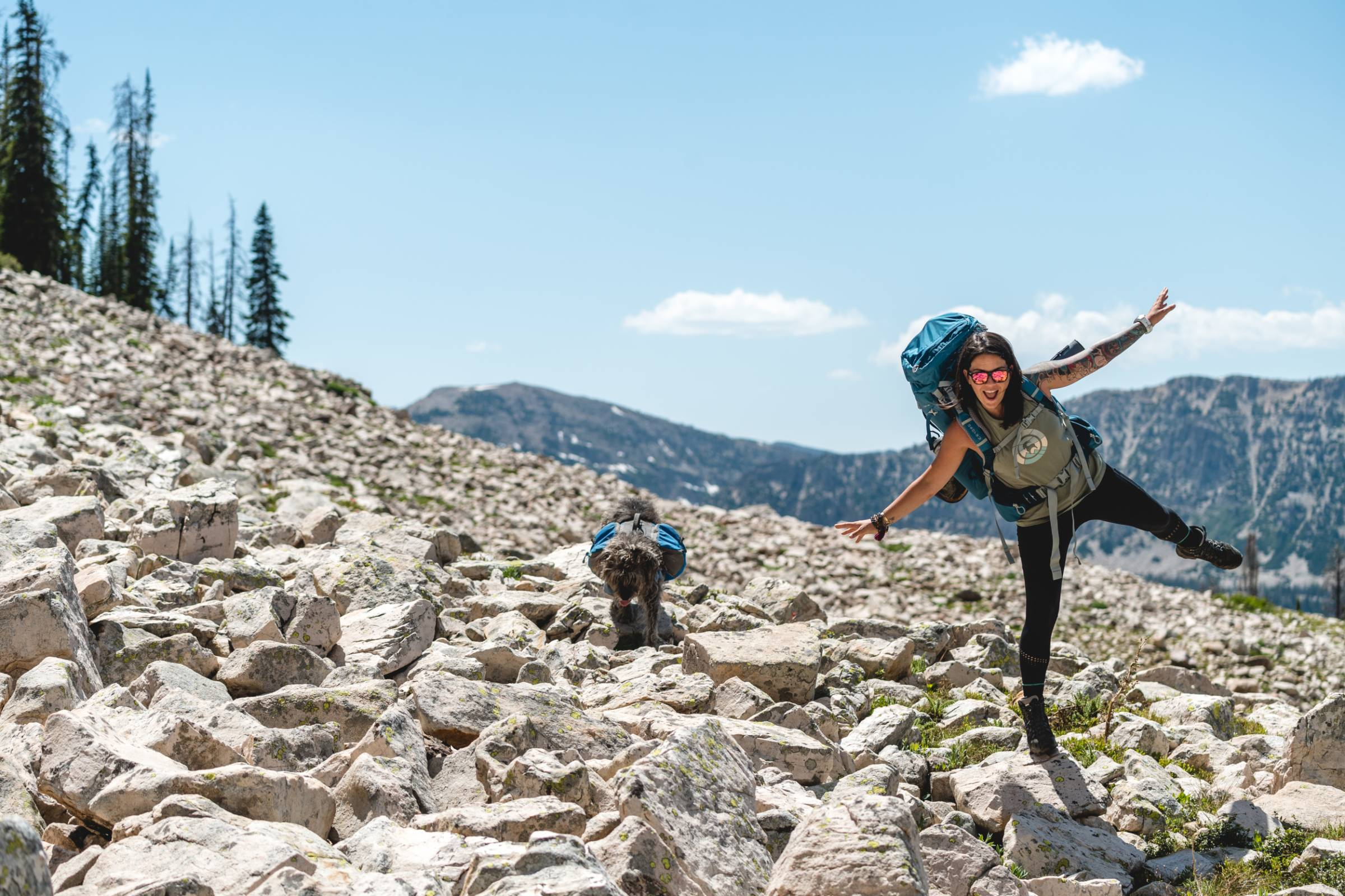 Backcountry Expedition Perks featured