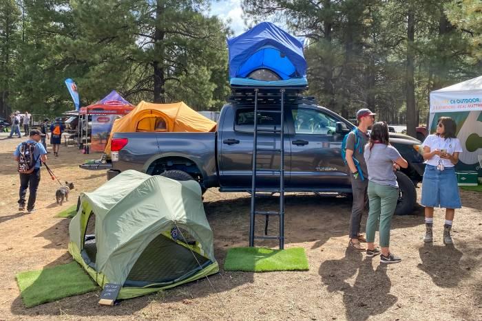 C6 Outdoor REV Tent