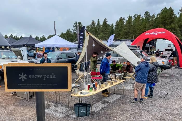 Snow Peak Takibi Hexa Tarp Medium