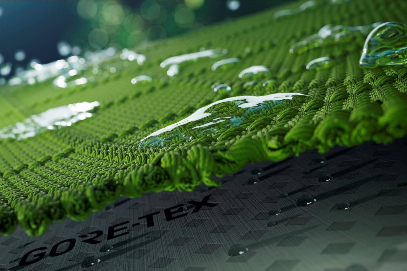 gore-tex sustainable membrane