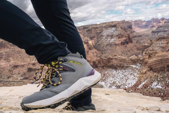 Zapatos para caminar Columbia Facet