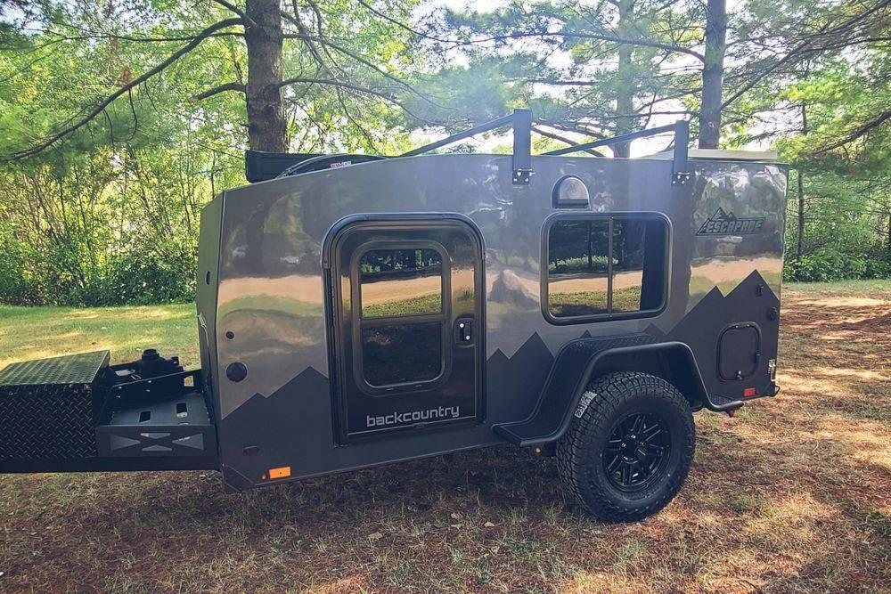 Escapade Campers Backcountry Trailer