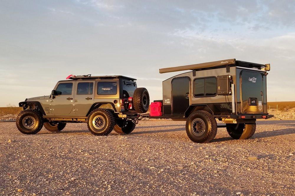 Hiker Trailers Mid-Range XL Off-Road