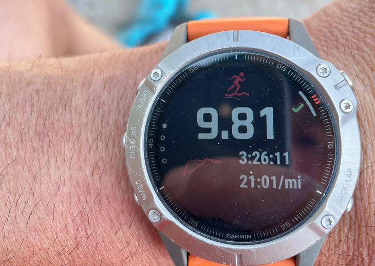casual route fkt