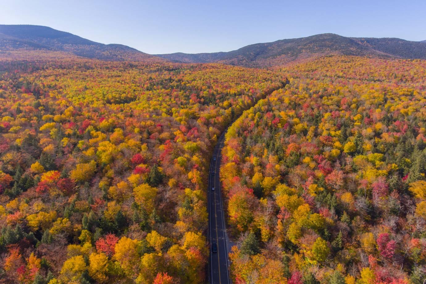 Kancamagus Highway, New Hampshire