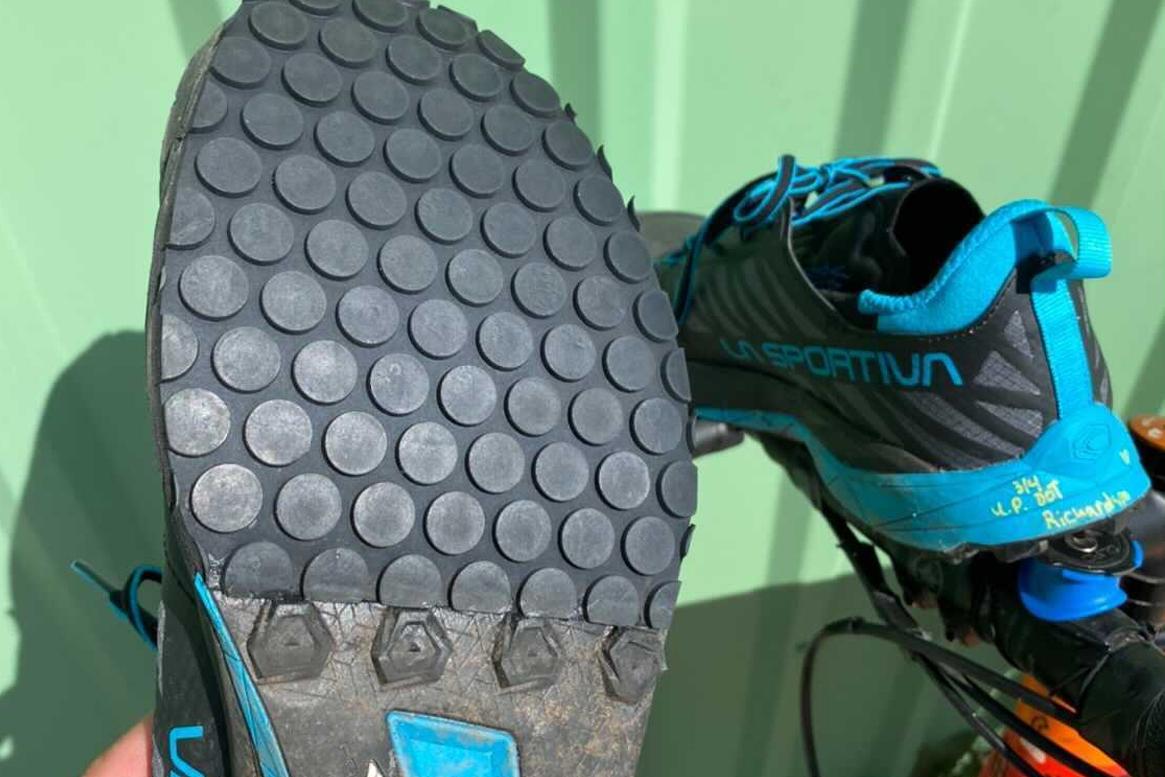 Kyle Richardson Interview - shoes