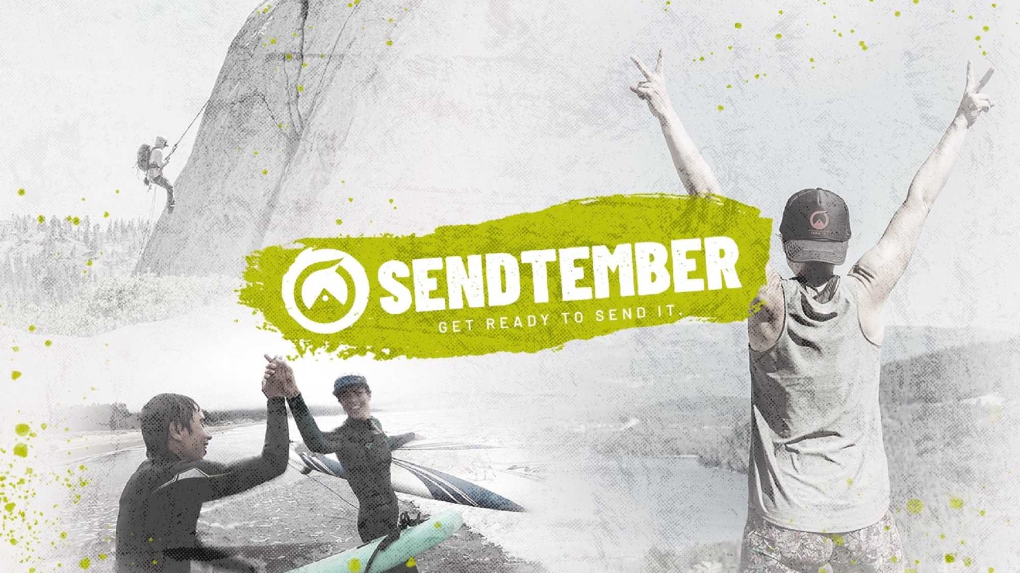 The SENDtember campaign aims to raise $80,000 for the Send It Foundation