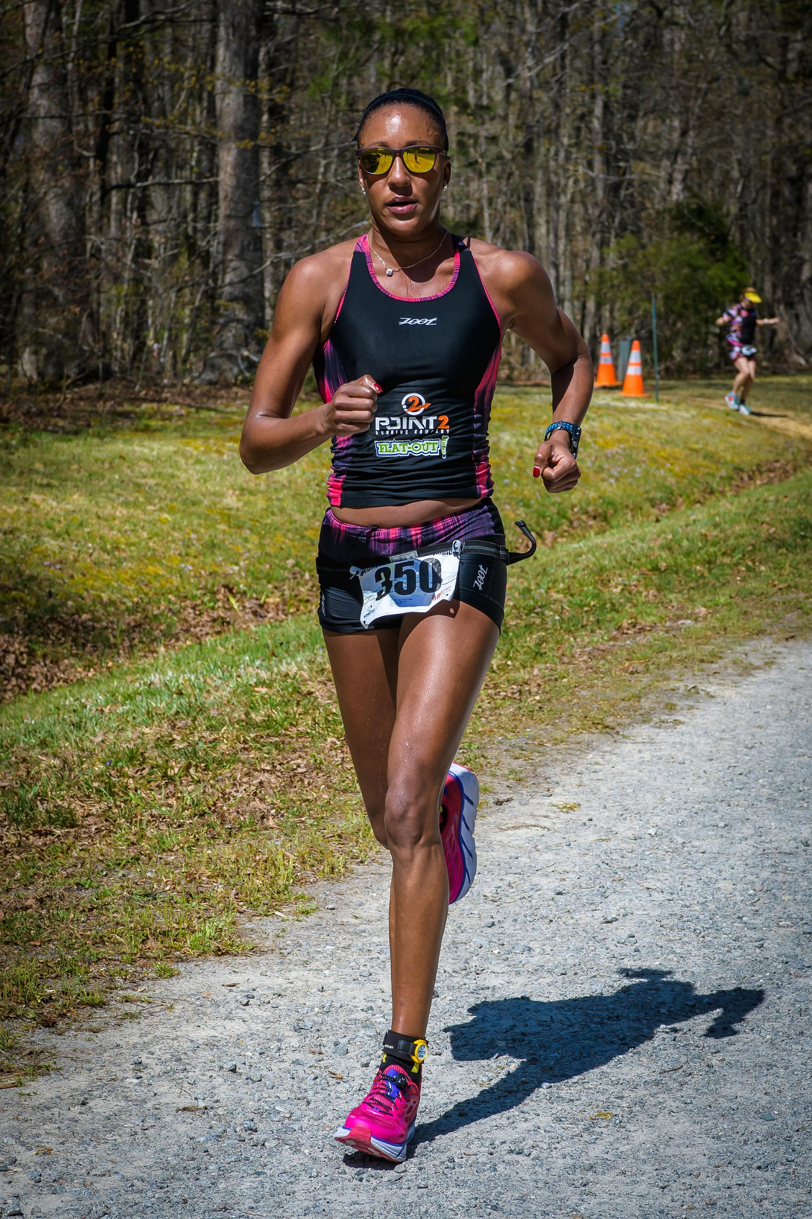 Sika Henry, the first black american woman professional triathlete