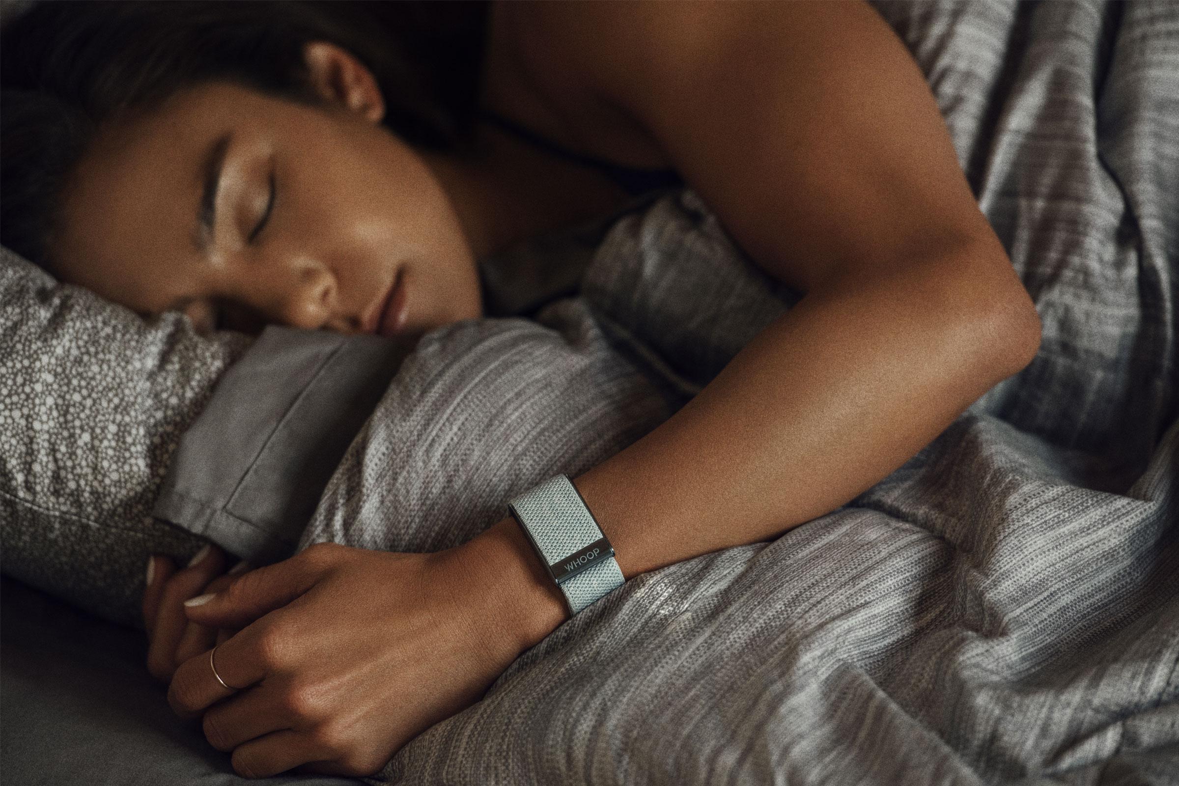 WHOOP 4.0 sleep tracker