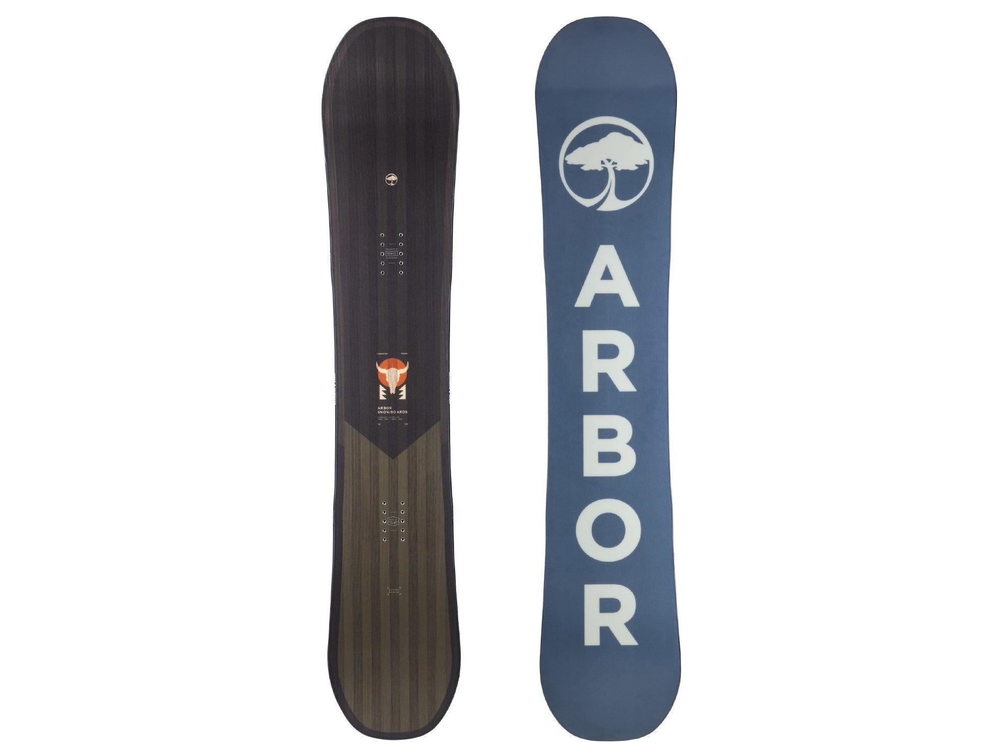 arbor foundation snowboard.