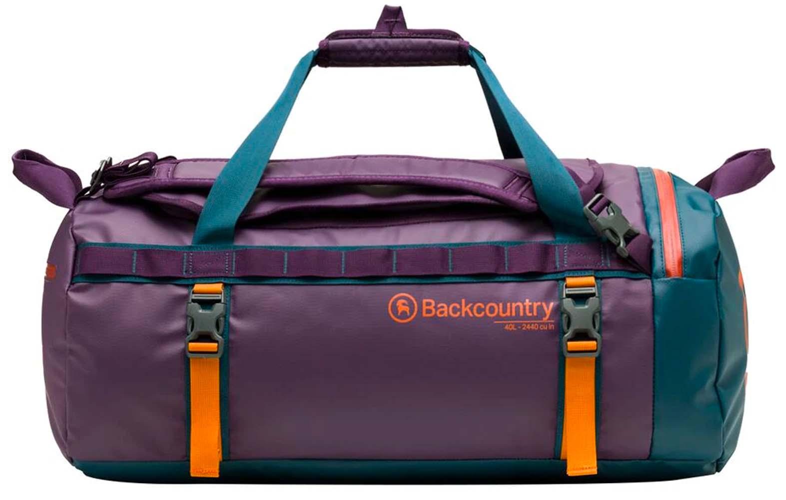backcountry all around duffel