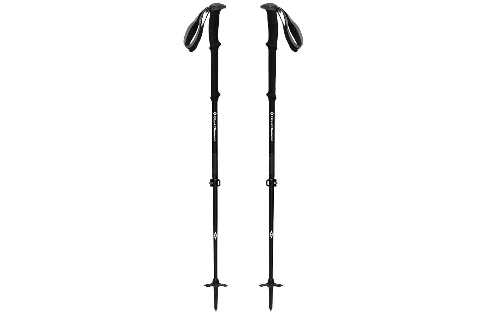 Bastones de esquí Black Diamond Vapor Carbon 2