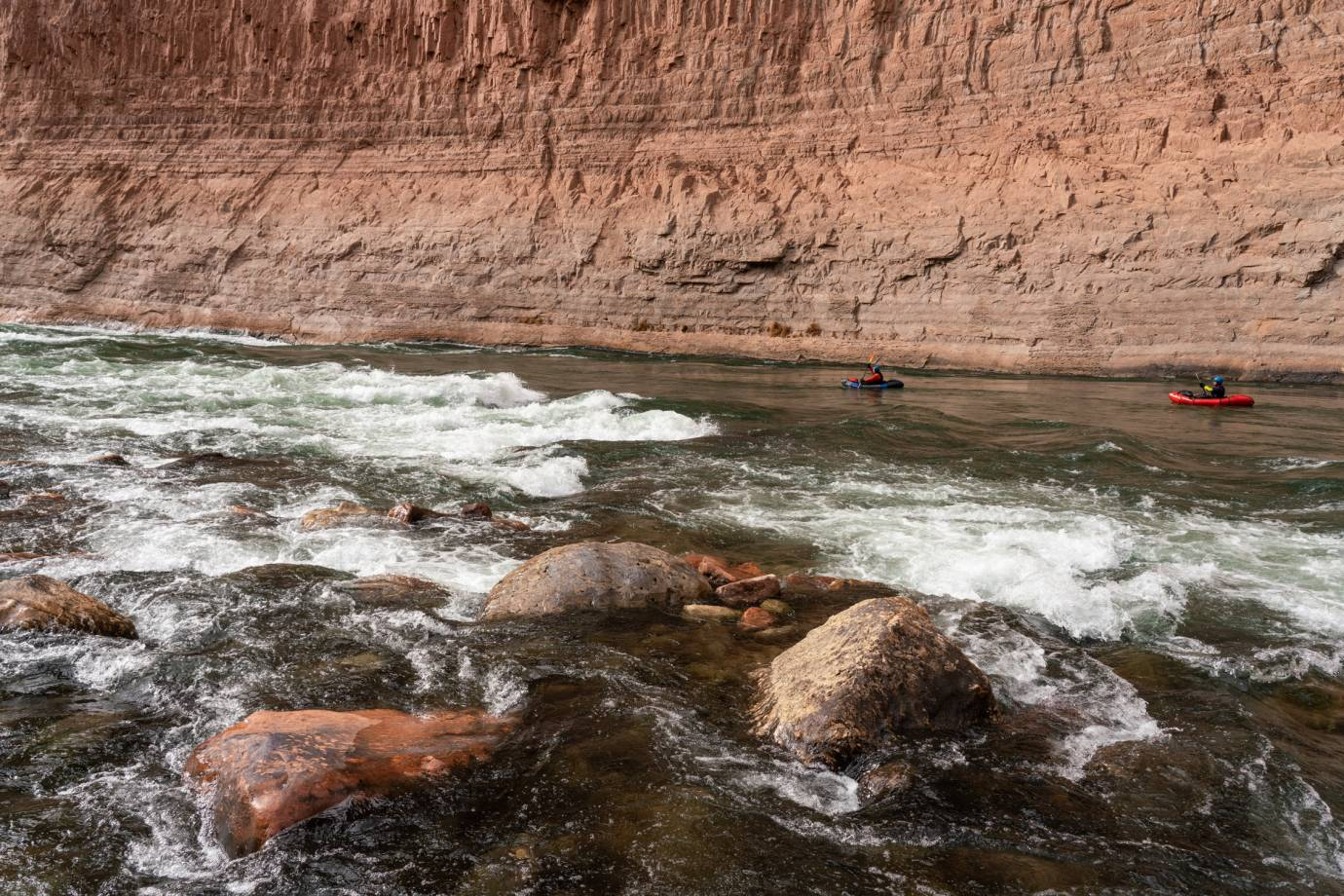 grand canyon packrafting lizzy scully
