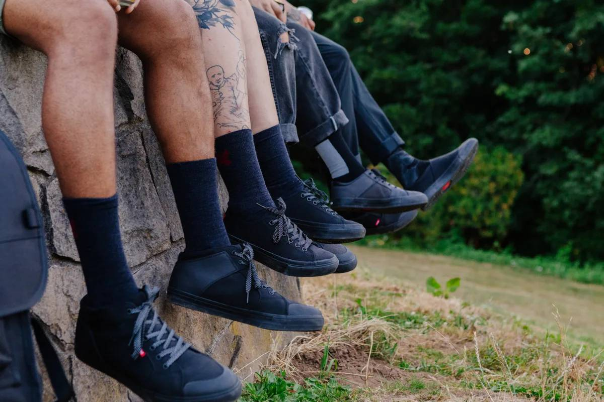 Chrome Industries Cycling Shoe collection
