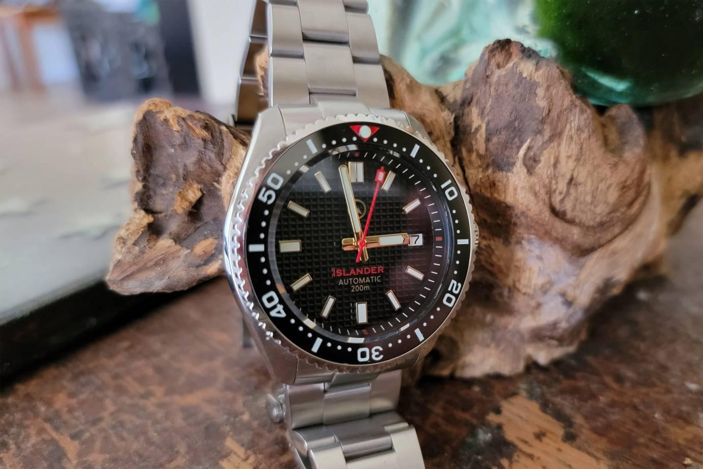 islander #isl-88 automatic watch