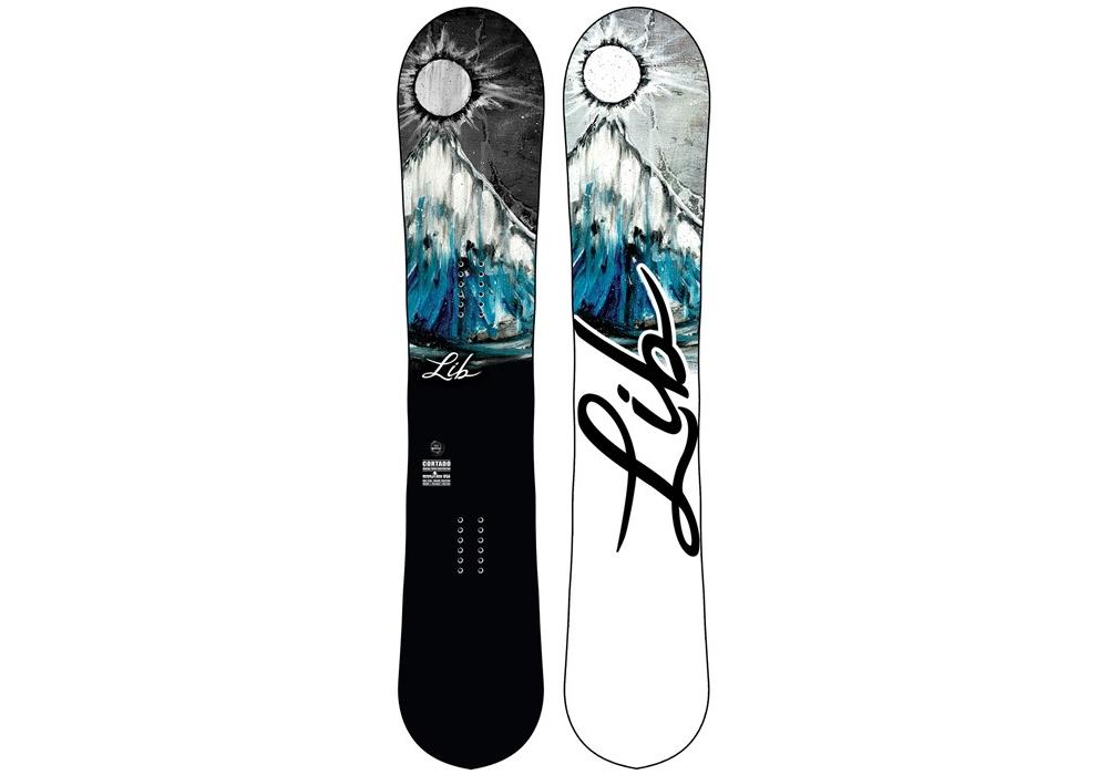 lib tech cortado c2 snowboard