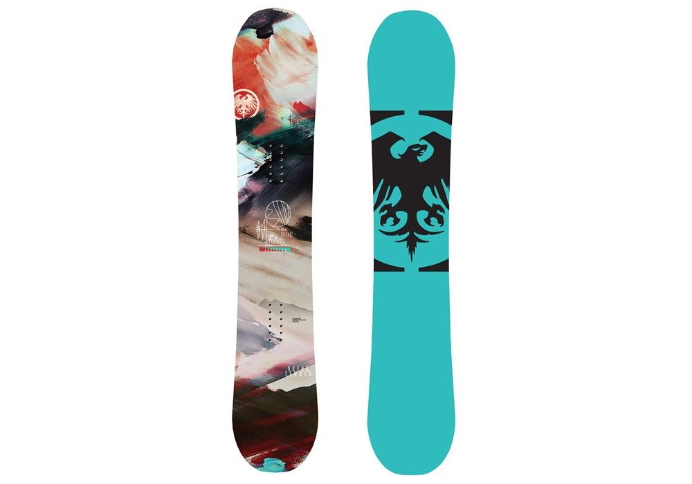 never summer infinity snowboard womens