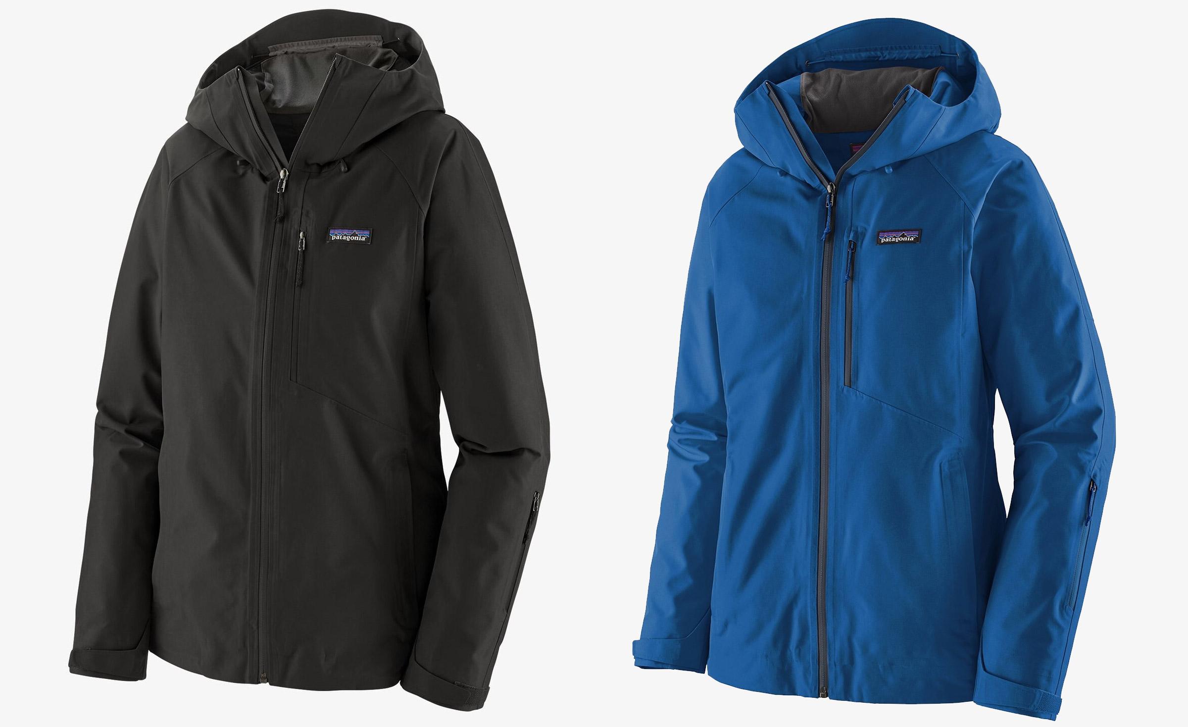 patagonia powder bowl jacket
