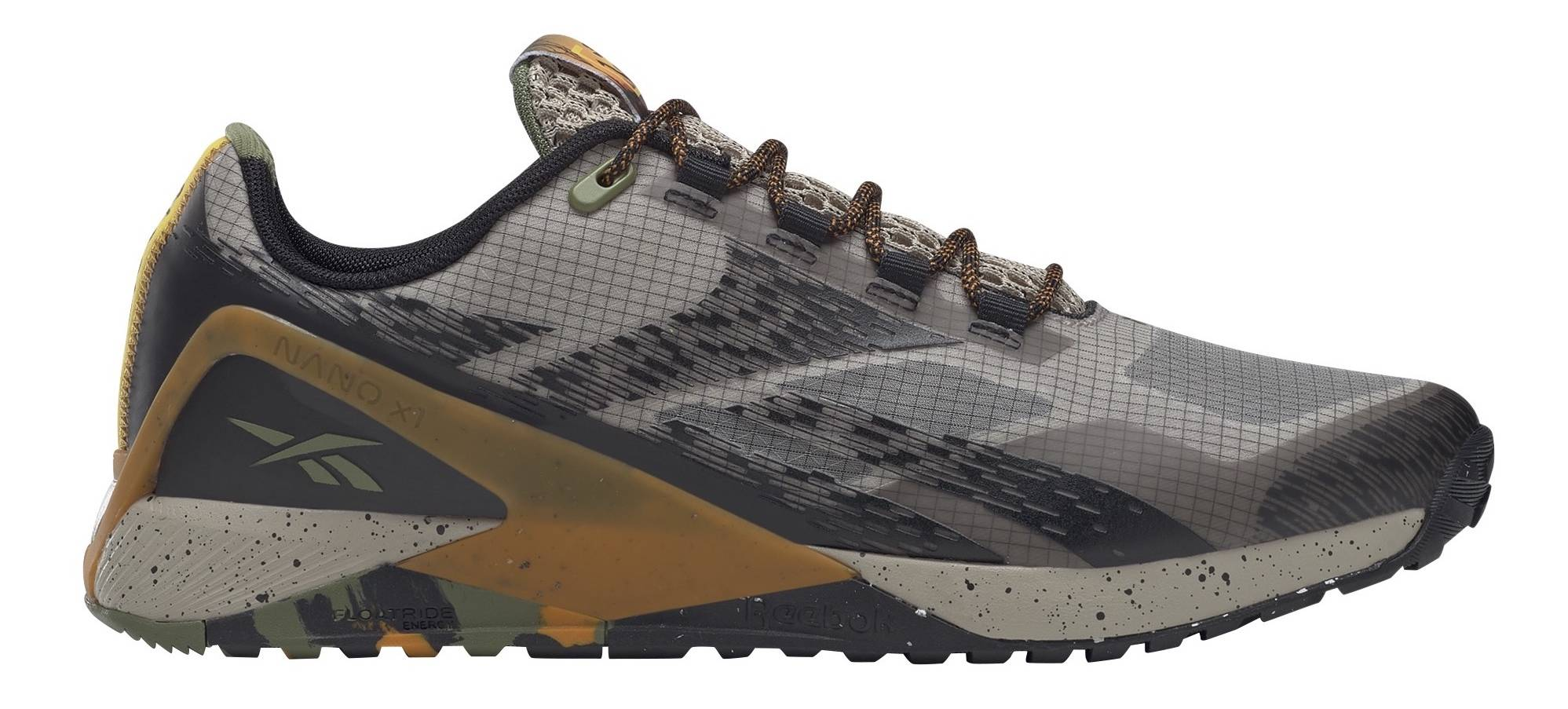 Reebok nano x1 adventure safari-style Nat Geo shoe