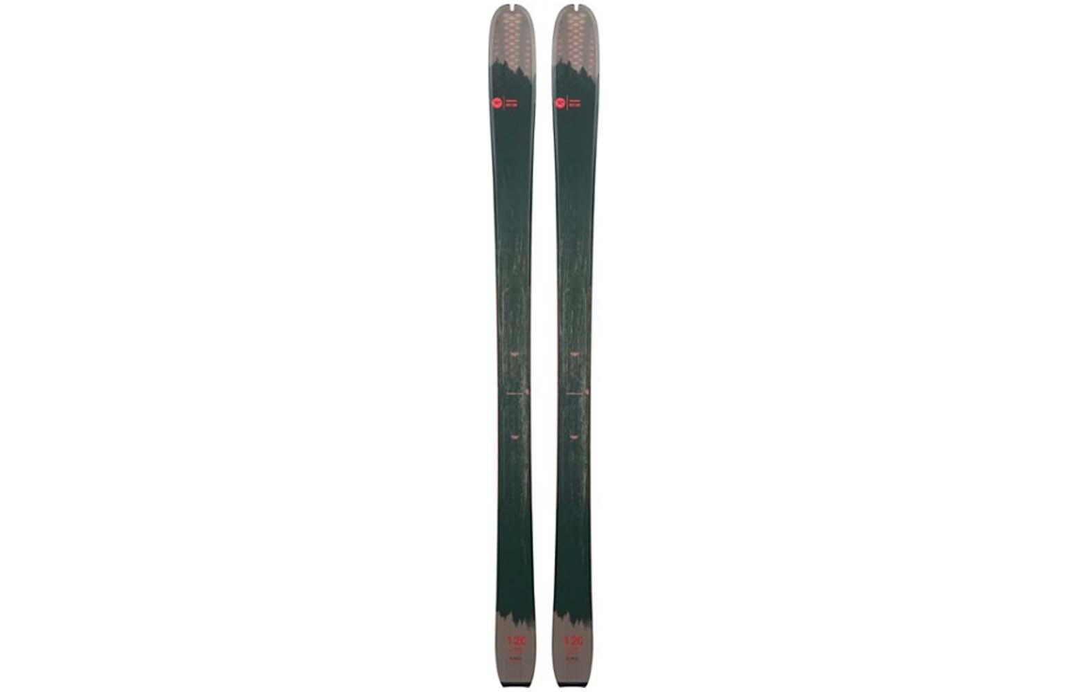 Rossignol bc 120 esquís